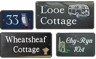 Slate Engravers, Buy Slate Sign, Laminate Sign - Logo Slates